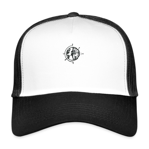KOMPAS OFFICIAL - Trucker Cap