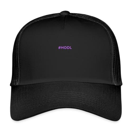 # HODL - Trucker Cap