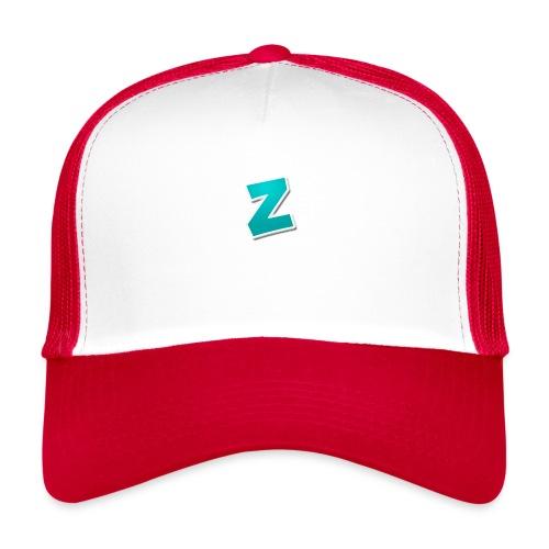 Z3RVO Logo! - Trucker Cap