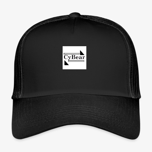 CyBear Tees and Accessories - Trucker Cap