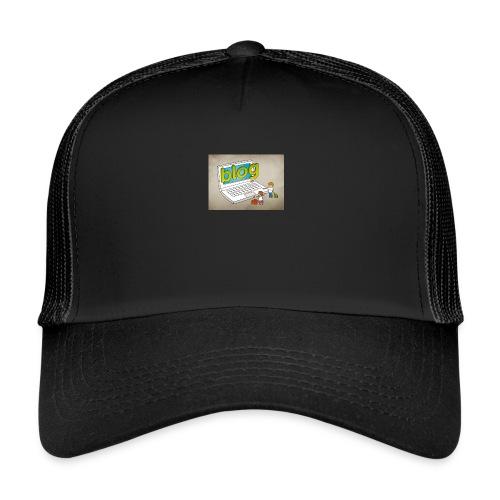 pc blog - Trucker Cap