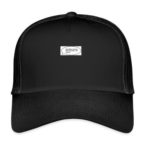 deine-mutter-witze-0 - Trucker Cap