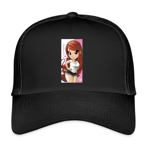 Acchan iphone6cover2 gif - Trucker Cap