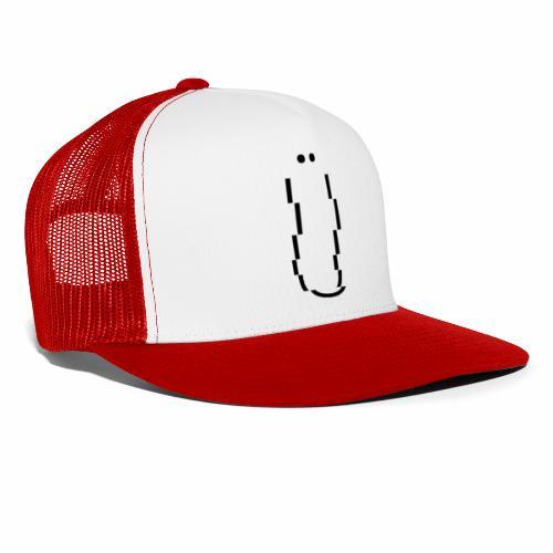 Ü - Trucker Cap