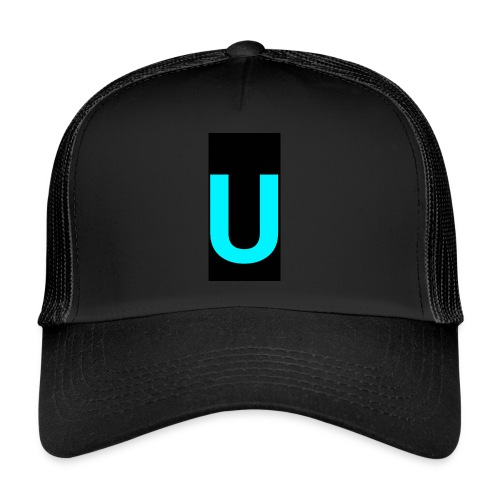 BE BLUNT BE U - Trucker Cap
