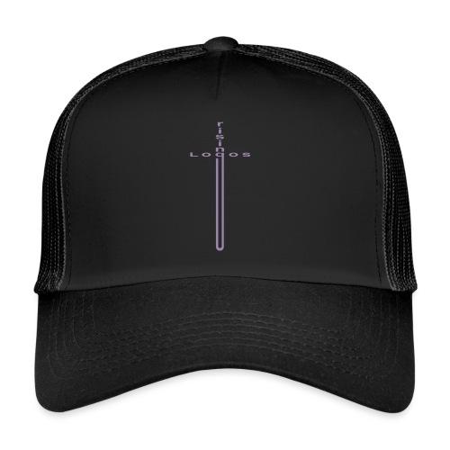Logos Rising - Trucker Cap