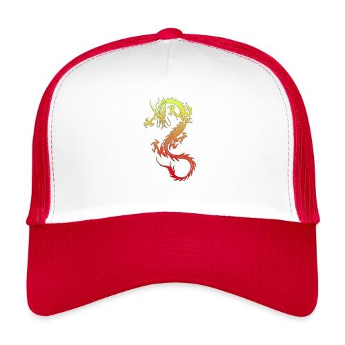 Golden Dragon - Trucker Cap