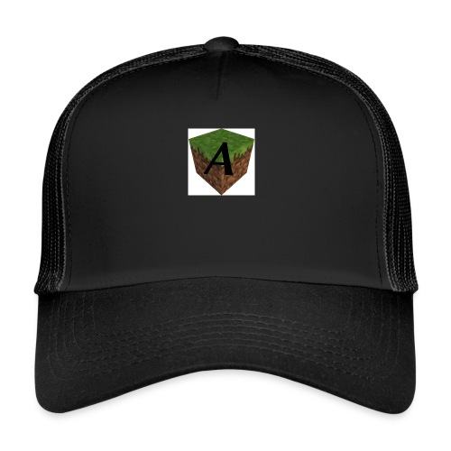 A-Shirt Design - Trucker Cap