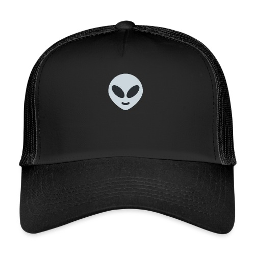 Alien Gray - Gorra de camionero