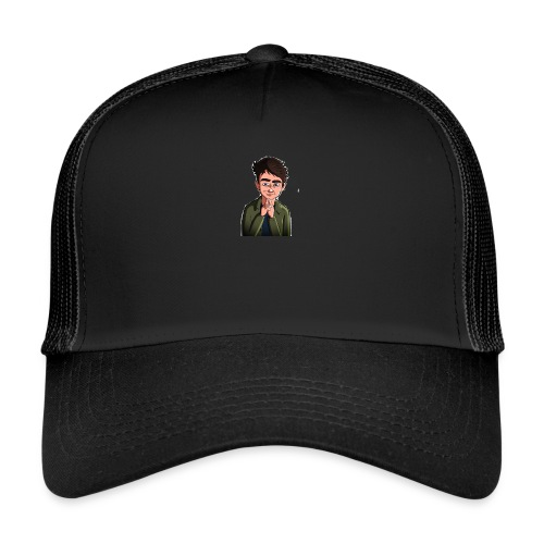 Turtle Vibez Logo - Trucker Cap