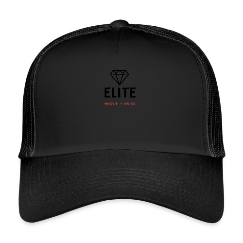 ELITE 2.0 - Trucker Cap