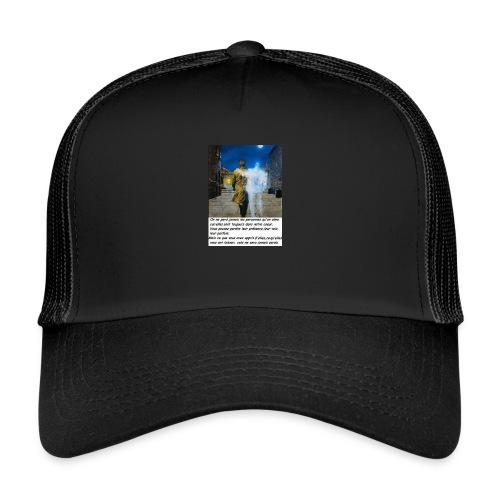 Repose en paix - Trucker Cap