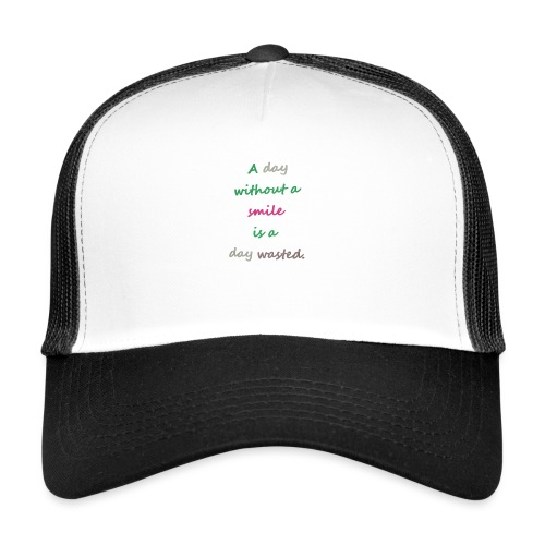 Say in English with effect - Trucker Cap