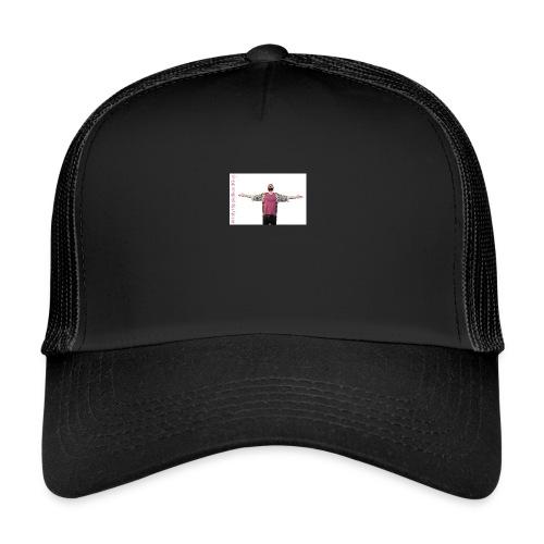 HolyHippieBeardGuy - Trucker Cap