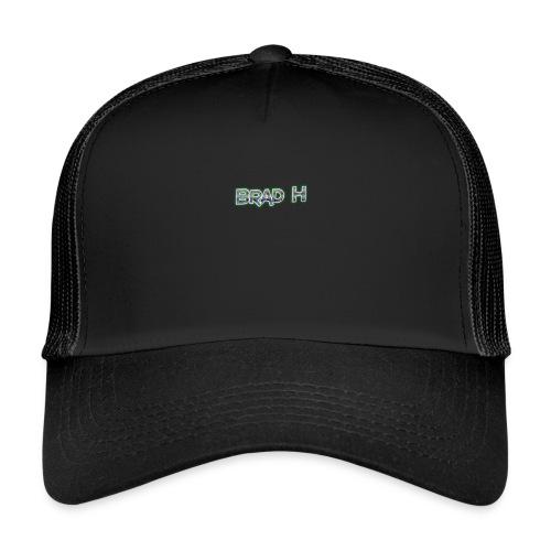 Official Brad H Logo - Trucker Cap