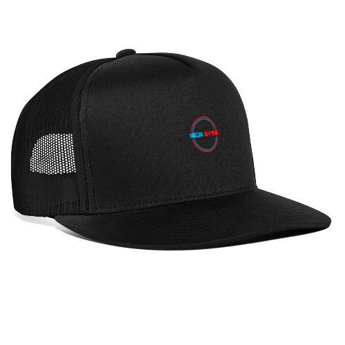 neonschrift rot - Trucker Cap