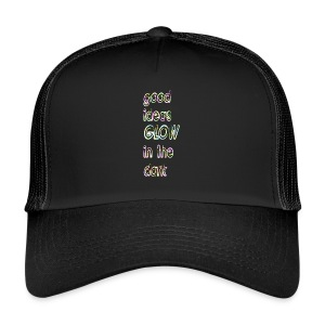 good ideas GLOW in the dark - Gorra de camionero