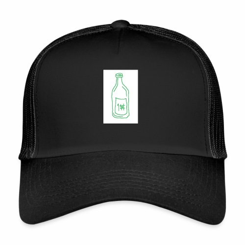 Alkoholi - Trucker Cap