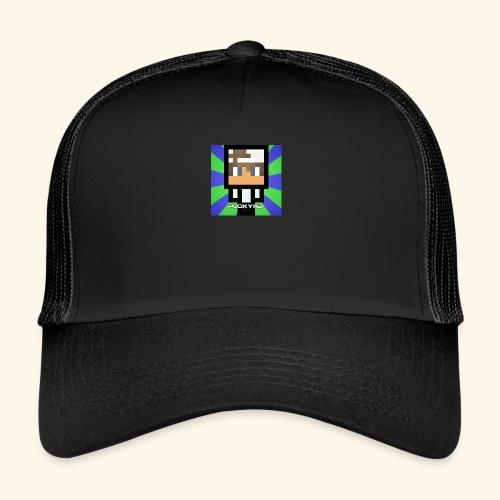 PloxyHD mössa - Trucker Cap