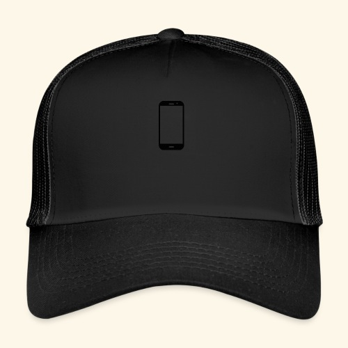 Phone clipart - Trucker Cap