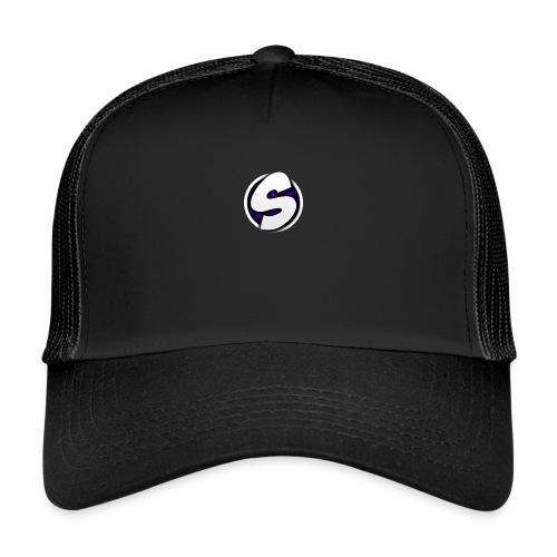 SilkyFX logo - Trucker Cap
