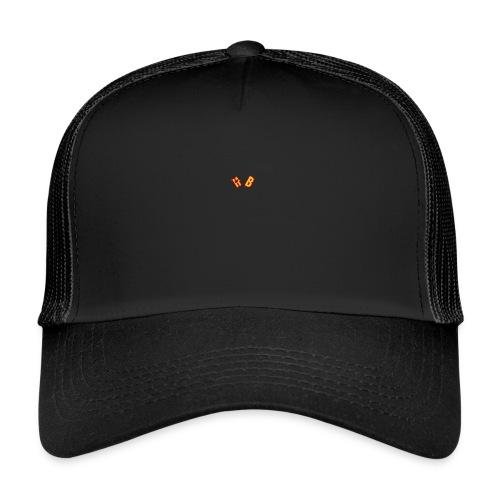 HB GOLD/BRAUN - Trucker Cap