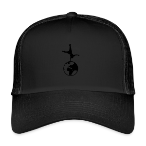 WPF Decent - Trucker Cap