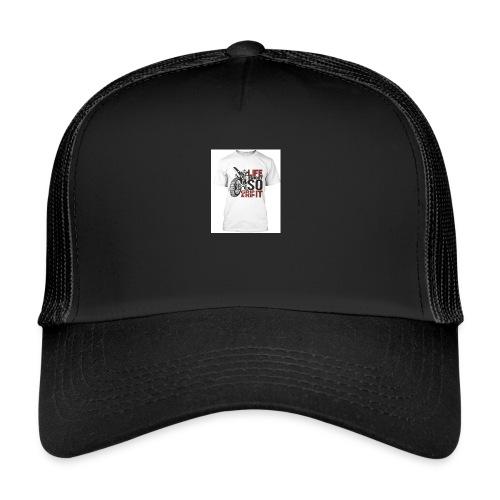 Tee shirt Moto Cross - Trucker Cap