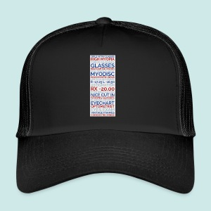 Myopia Post 3 - Trucker Cap