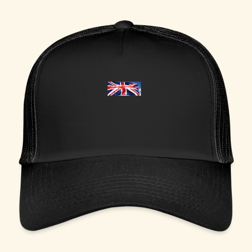 UK flag - Trucker Cap