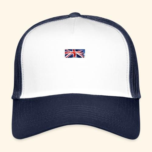 UK flag - Trucker Cap
