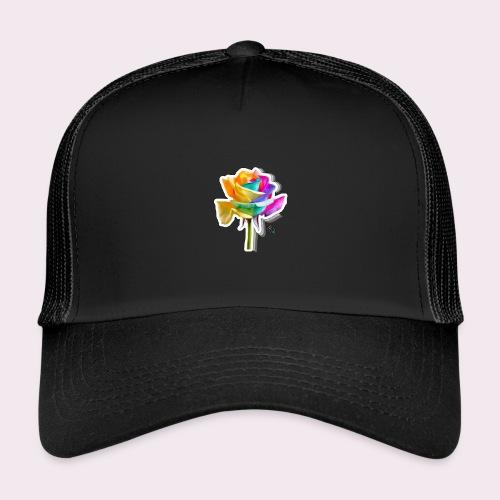rose msn - Trucker Cap