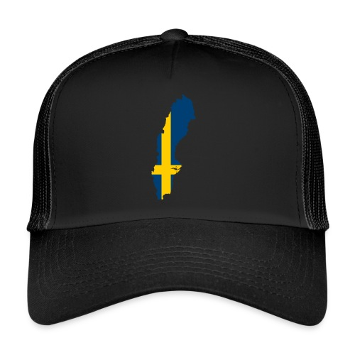 Sweden - Trucker Cap