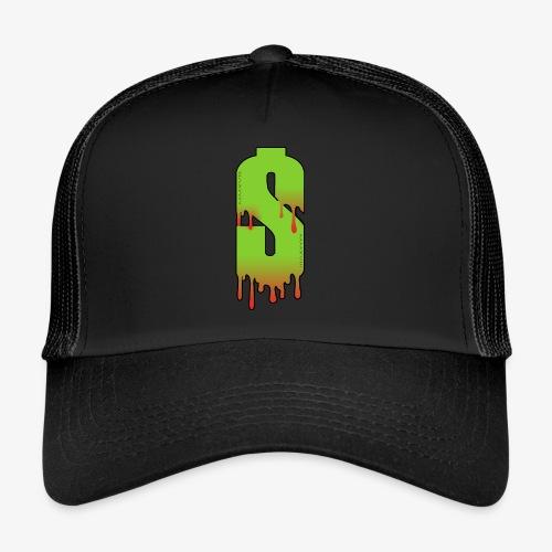 blood money - Trucker Cap