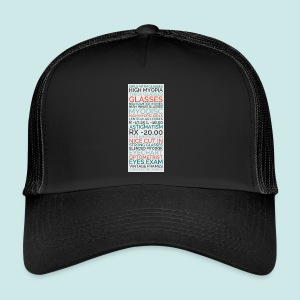 Myopia Post - Trucker Cap