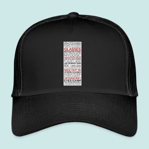 Myopia Post 2 - Trucker Cap