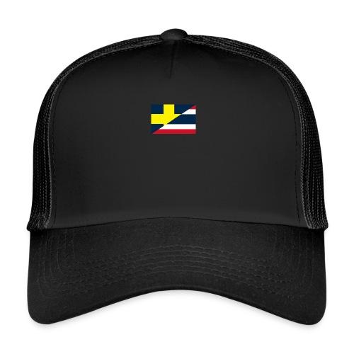 thailands flagga dddd png - Trucker Cap