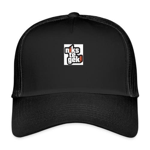 nikstegek shirt - Trucker Cap