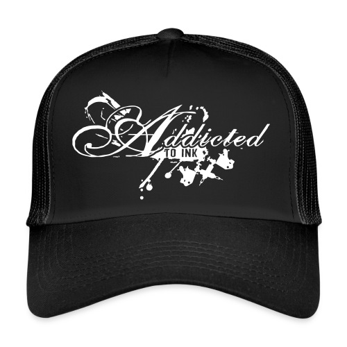 addicted - Trucker Cap