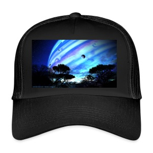 tropical night - Gorra de camionero
