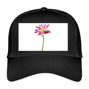 cutout-lotus-country-white-background-158767 - Trucker Cap