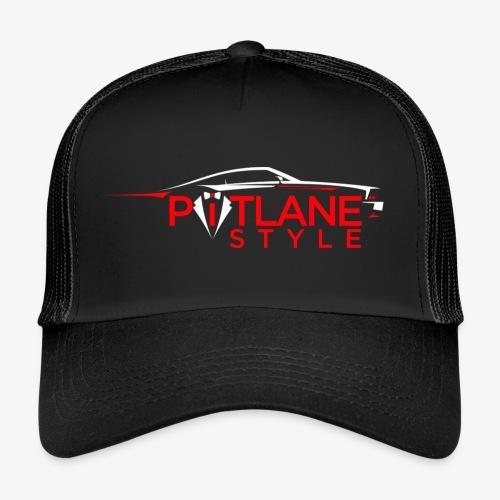 PitLaneStyle - Trucker Cap