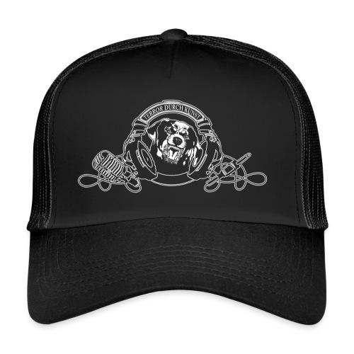 tdk Logo 2014 schw - Trucker Cap