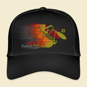 Radball | Earthquake Germany - Trucker Cap