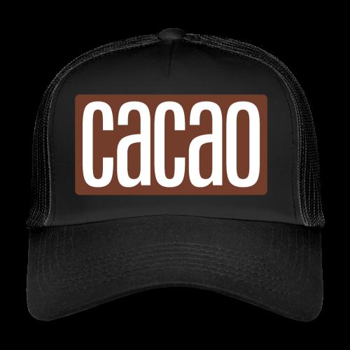 cacao - Trucker Cap