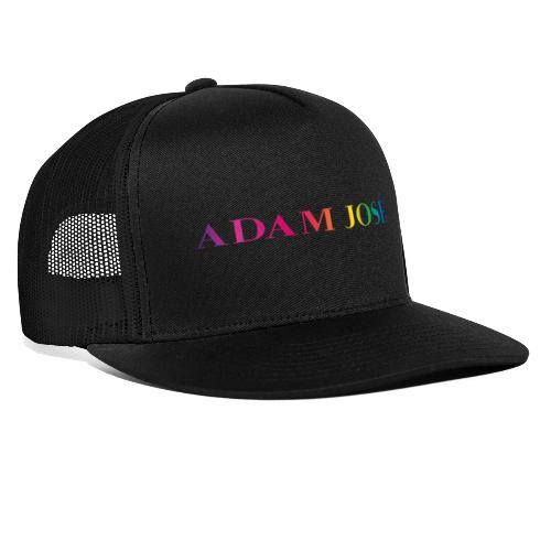 ADAM is GAY - Trucker Cap