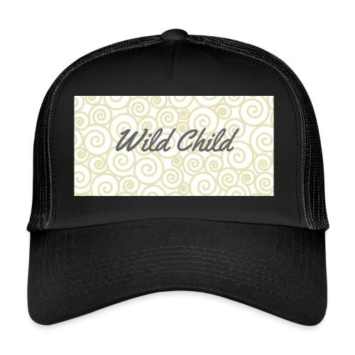 Wild Child 1 - Trucker Cap