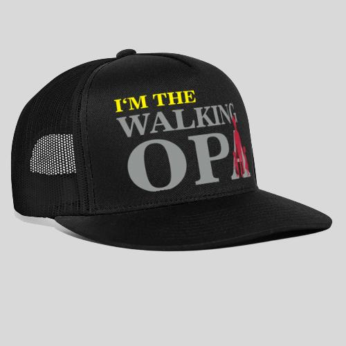 The Walking Opa 1 - Trucker Cap