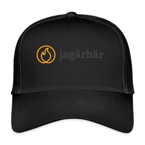 #jagärhär - Trucker Cap