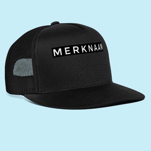 marque - Trucker Cap
